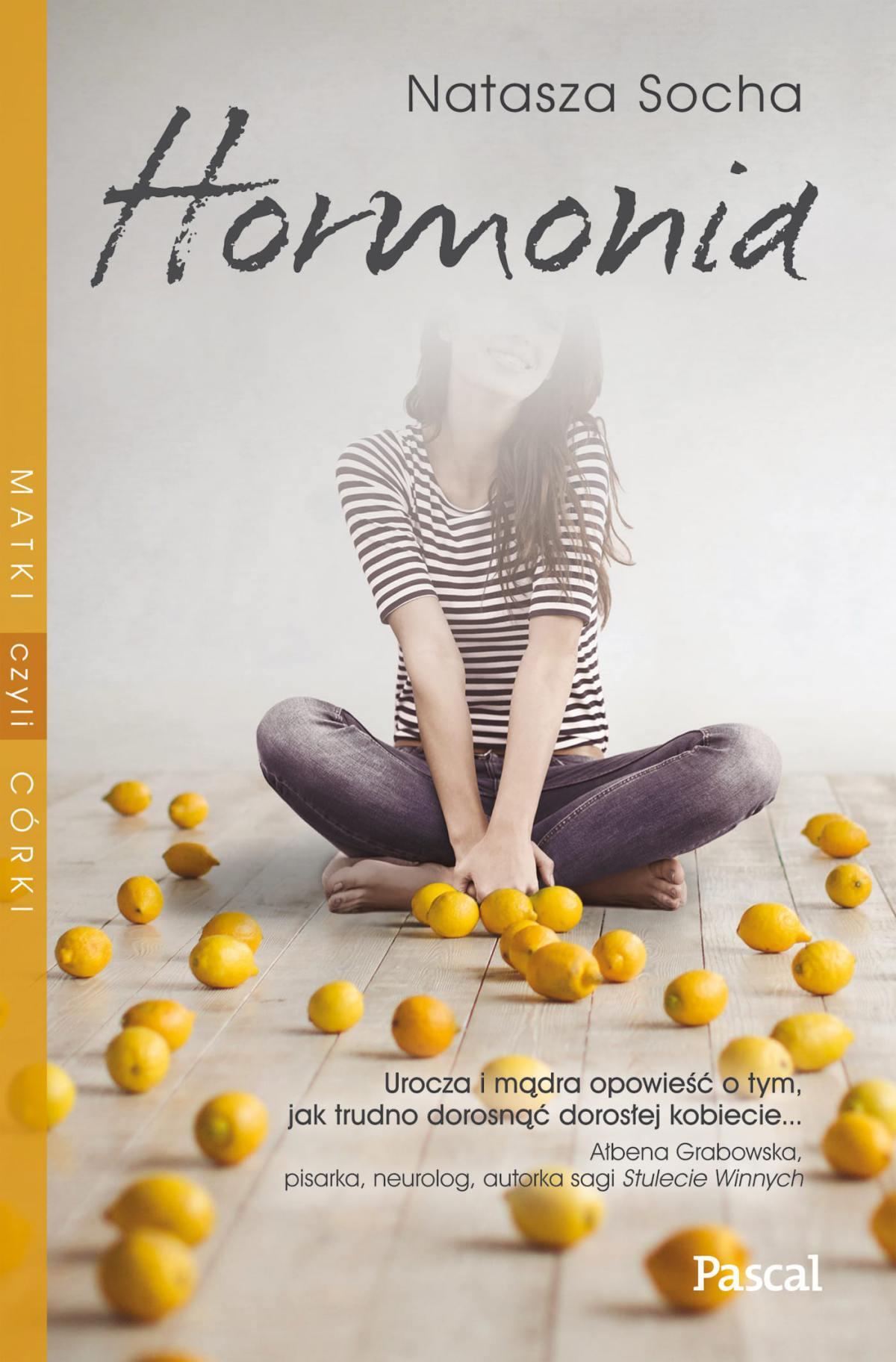 Hormonia - Ebook (Książka na Kindle) do pobrania w formacie MOBI
