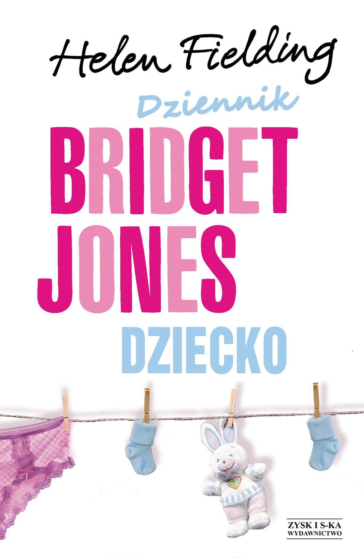 Dziennik Bridget Jones. Dziecko - Ebook (Książka EPUB) do pobrania w formacie EPUB