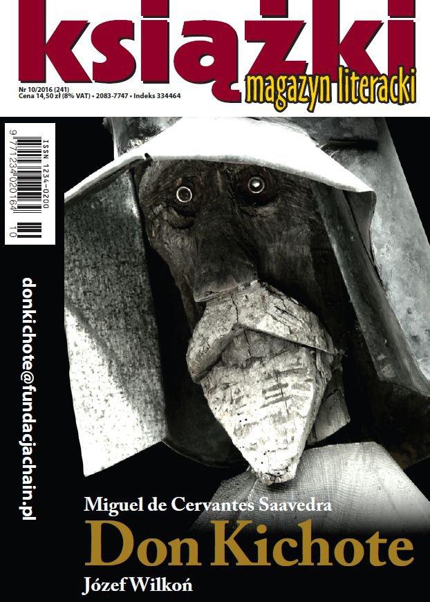Magazyn Literacki KSIĄŻKI 10/2016 - Ebook (Książka PDF) do pobrania w formacie PDF