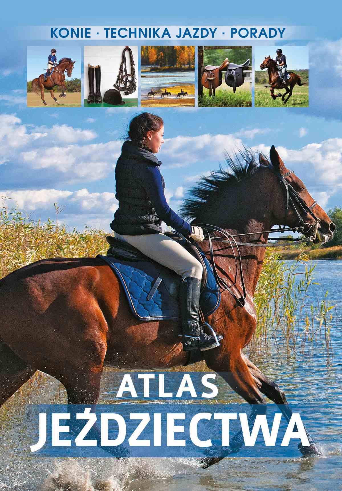 Atlas jeździectwa - Ebook (Książka PDF) do pobrania w formacie PDF