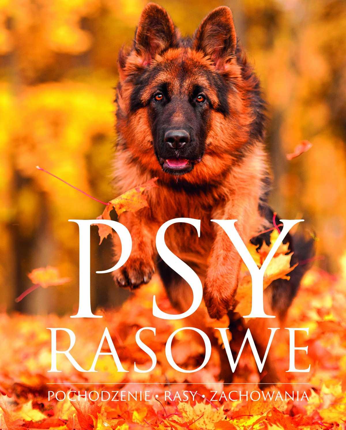 Psy rasowe. Pochodzenie Rasy Zachowania - Ebook (Książka PDF) do pobrania w formacie PDF