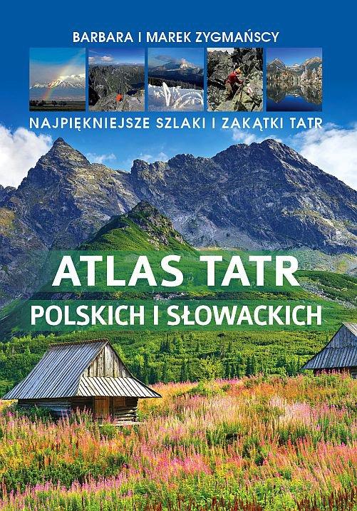 Atlas Tatr polskich i słowackich - Ebook (Książka PDF) do pobrania w formacie PDF