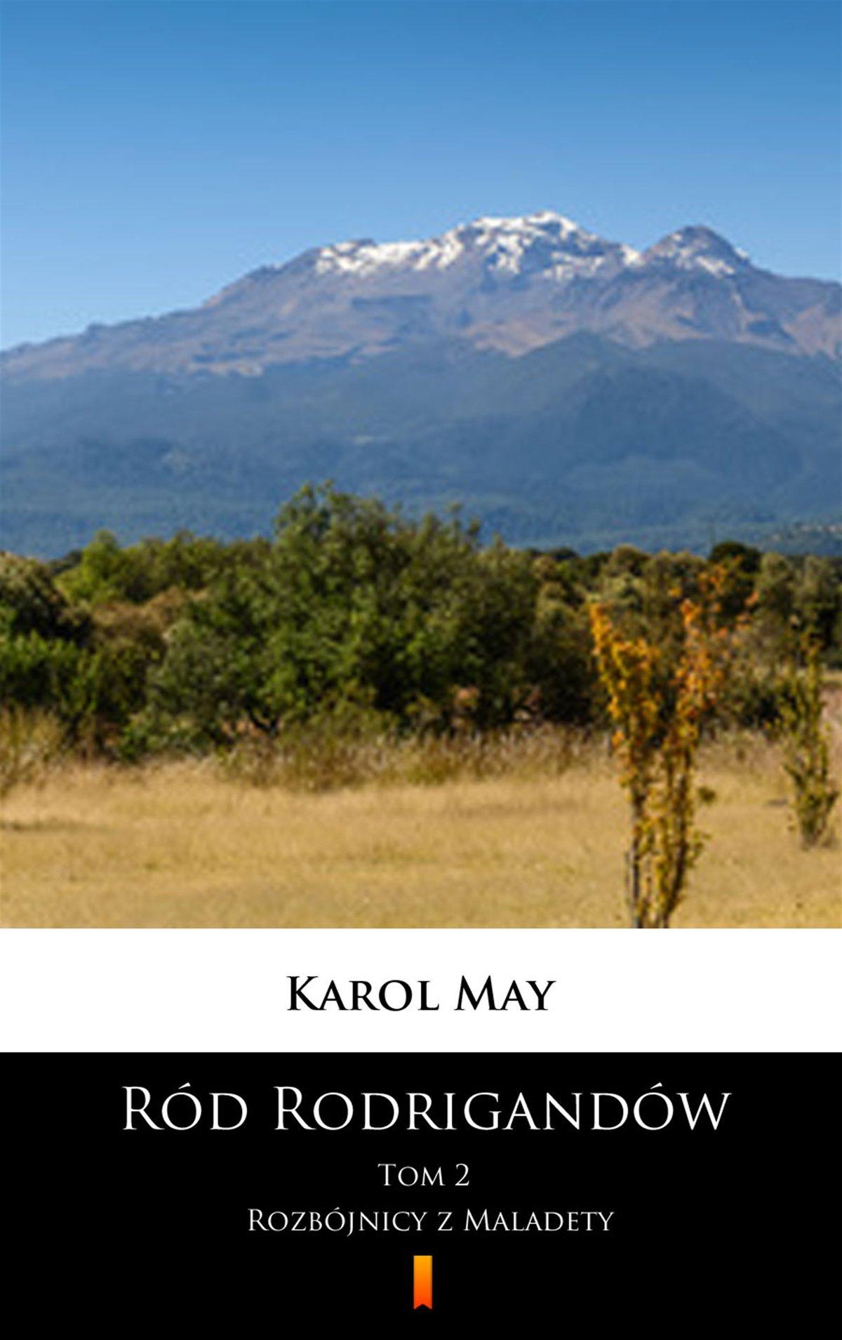 Ród Rodrigandów. Tom II - Ebook (Książka na Kindle) do pobrania w formacie MOBI