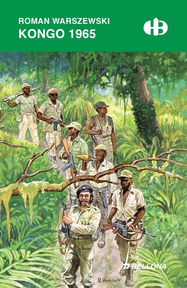 Kongo 1965 - Ebook (Książka na Kindle) do pobrania w formacie MOBI