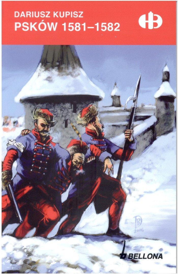 Psków 1581-1582 - Ebook (Książka na Kindle) do pobrania w formacie MOBI