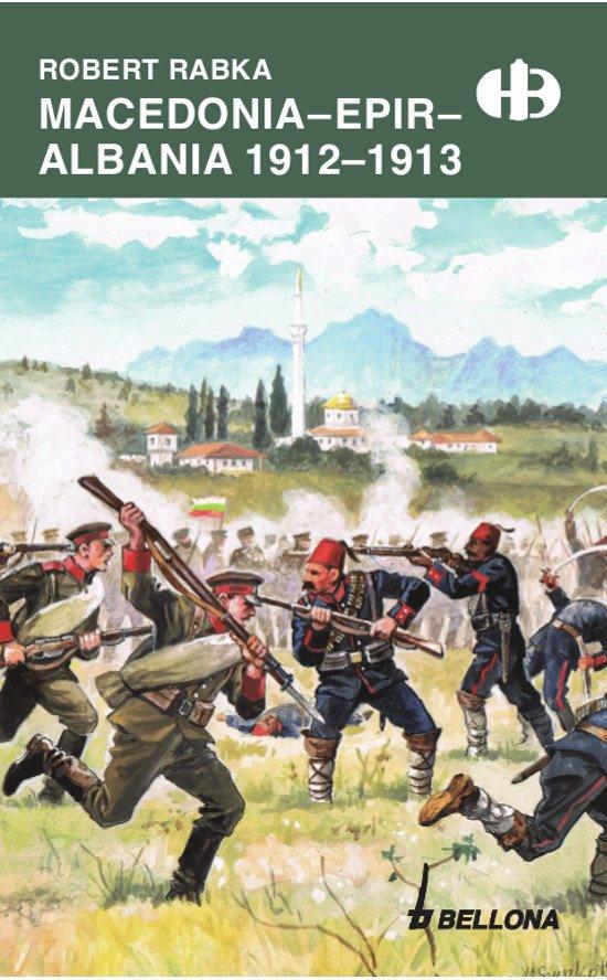 Macedonia. Epir. Albania 1912-1913 - Ebook (Książka EPUB) do pobrania w formacie EPUB