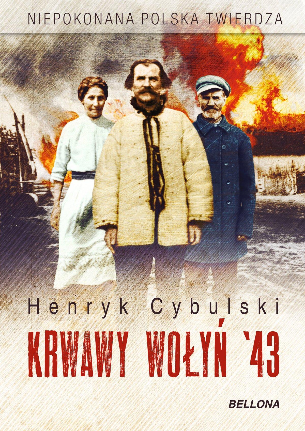 Krwawy Wołyń 43 - Ebook (Książka EPUB) do pobrania w formacie EPUB