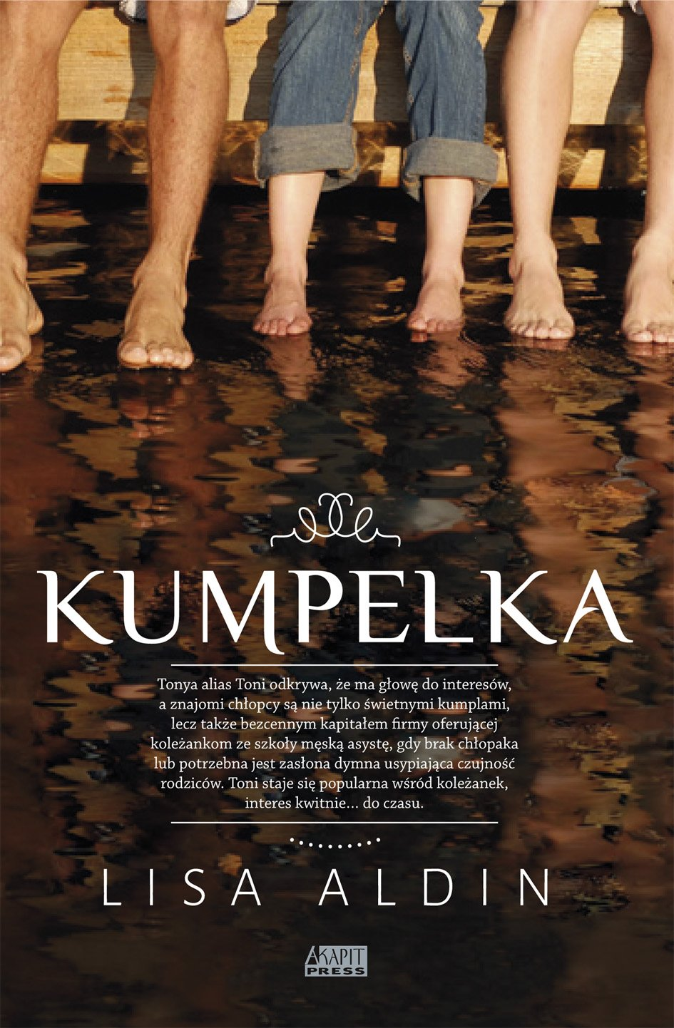 Kumpelka - Ebook (Książka na Kindle) do pobrania w formacie MOBI