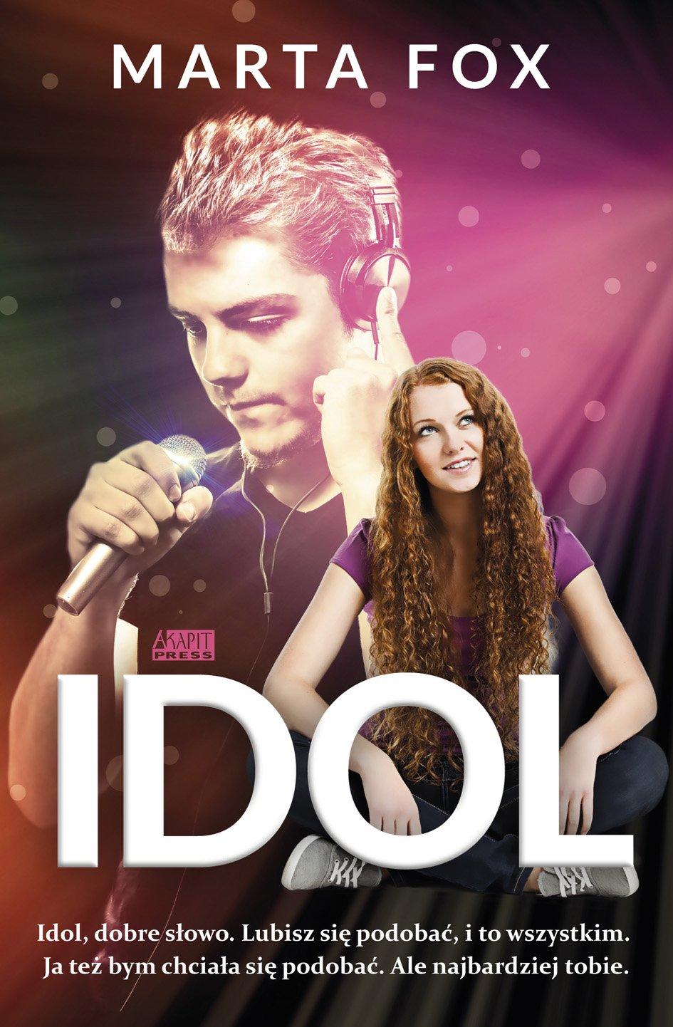 Idol - Ebook (Książka na Kindle) do pobrania w formacie MOBI