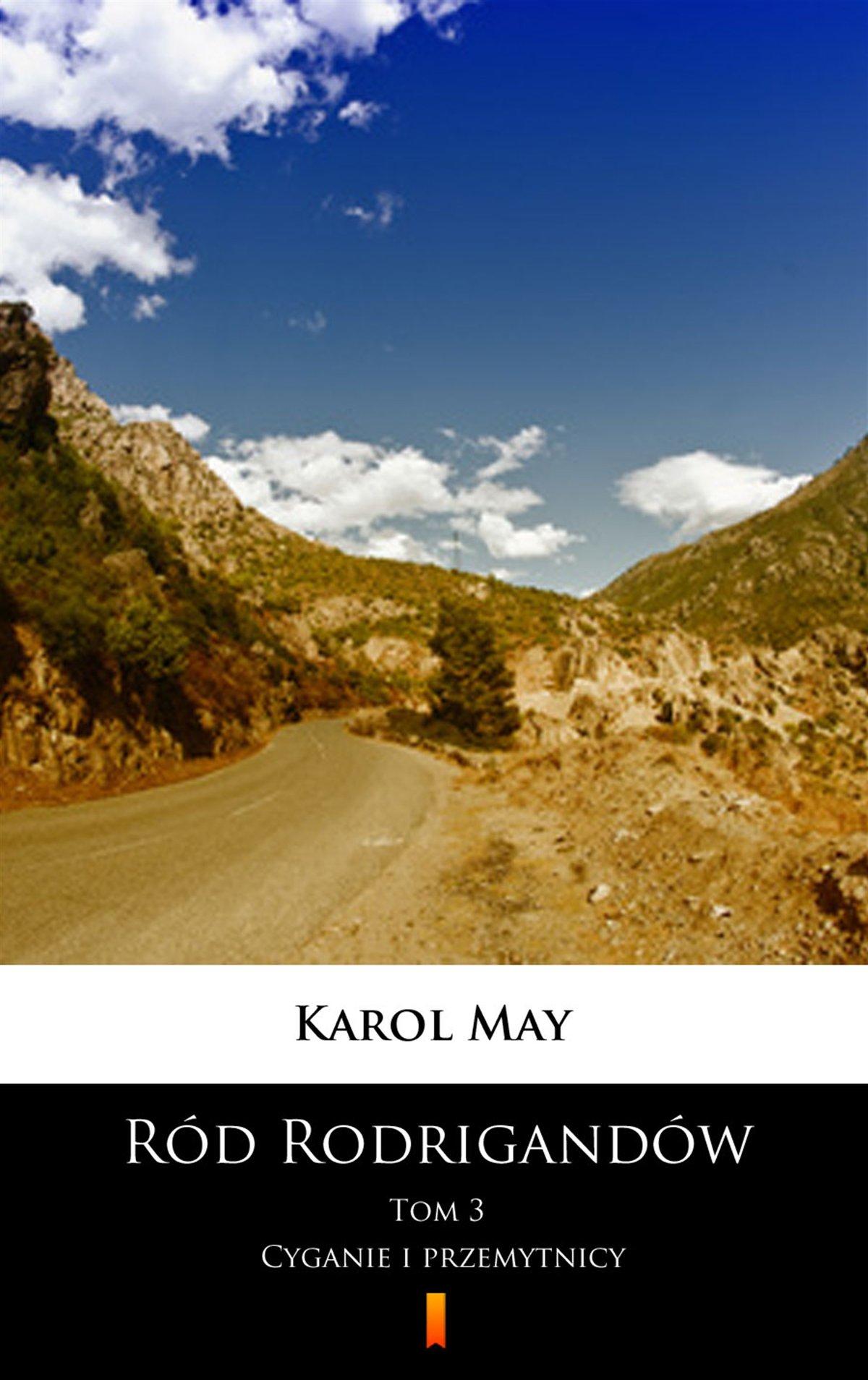 Ród Rodrigandów. Cyganie i przemytnicy - Ebook (Książka na Kindle) do pobrania w formacie MOBI