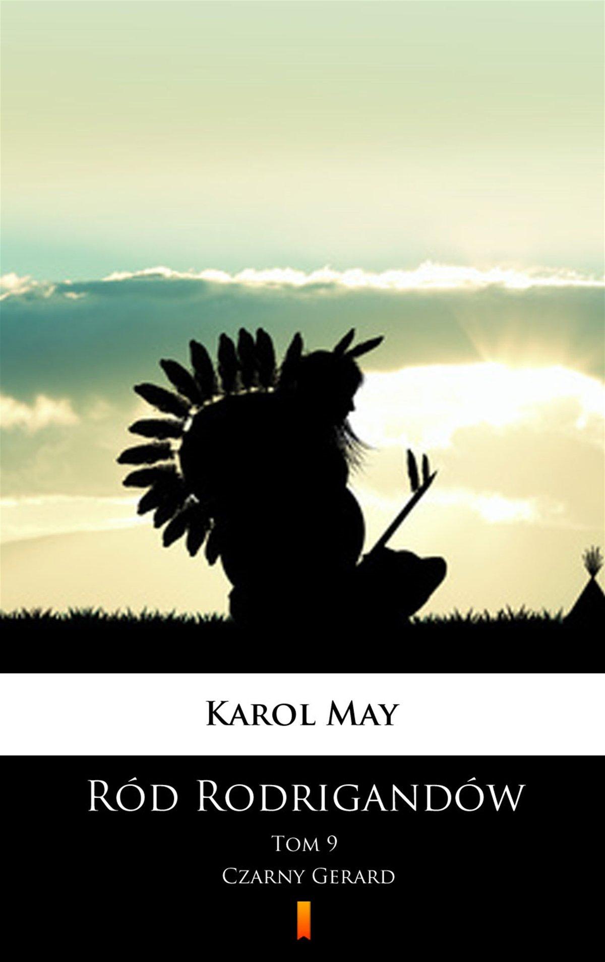 Ród Rodrigandów. Czarny Gerard - Ebook (Książka na Kindle) do pobrania w formacie MOBI