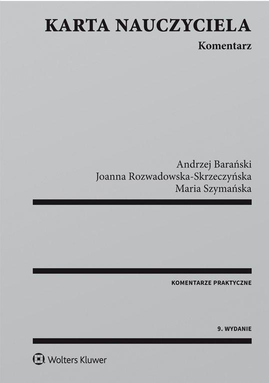 Karta Nauczyciela. Komentarz - Ebook (Książka PDF) do pobrania w formacie PDF