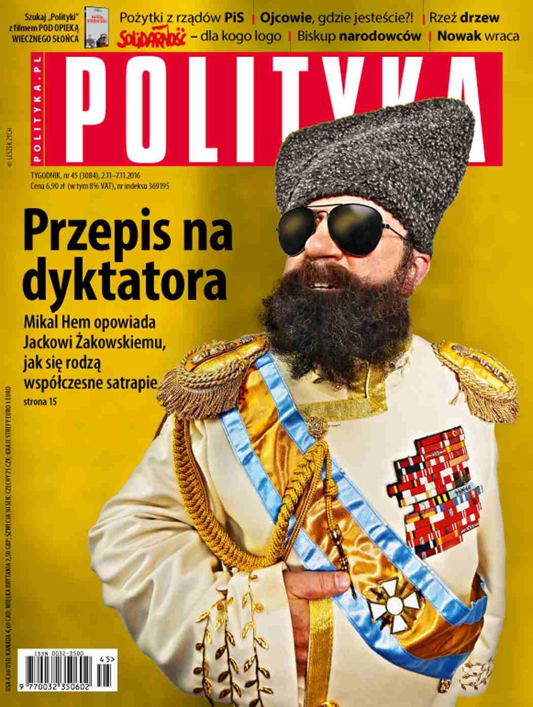 Polityka nr 45/2016 - Ebook (Książka PDF) do pobrania w formacie PDF