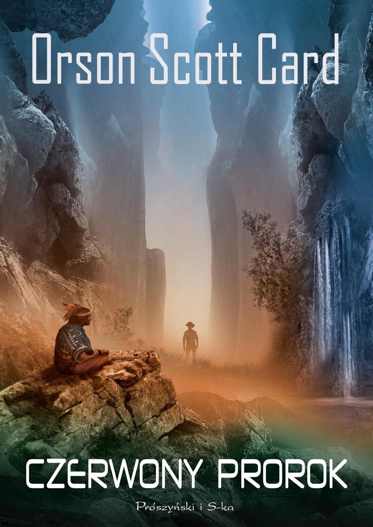 Czerwony prorok - Ebook (Książka na Kindle) do pobrania w formacie MOBI