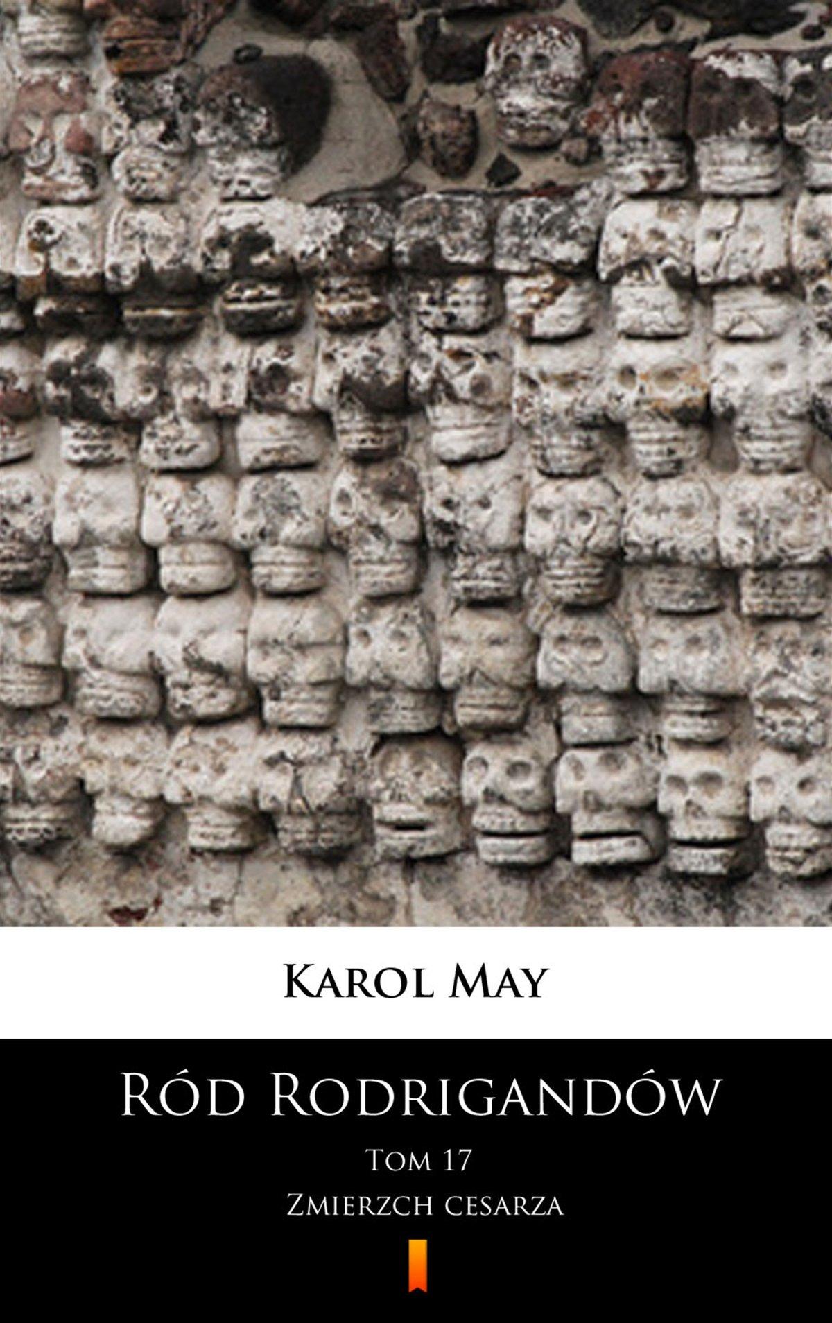 Ród Rodrigandów. Zmierzch cesarza - Ebook (Książka na Kindle) do pobrania w formacie MOBI
