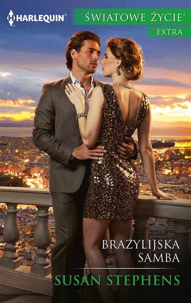 Brazylijska samba - Ebook (Książka EPUB) do pobrania w formacie EPUB