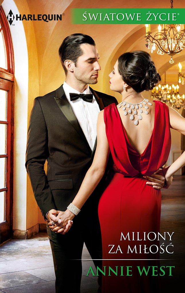Miliony za miłość - Ebook (Książka na Kindle) do pobrania w formacie MOBI