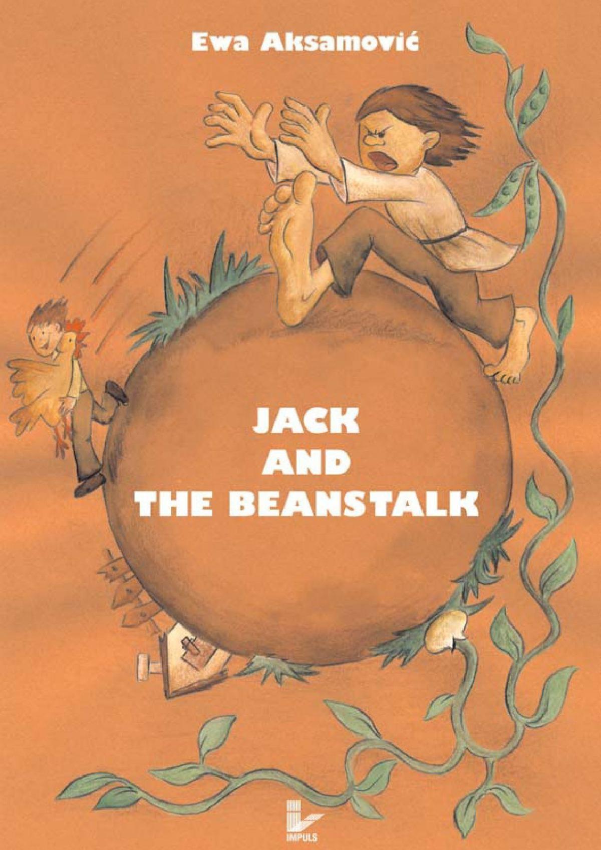 Jack and the Beanstalk - Ebook (Książka PDF) do pobrania w formacie PDF