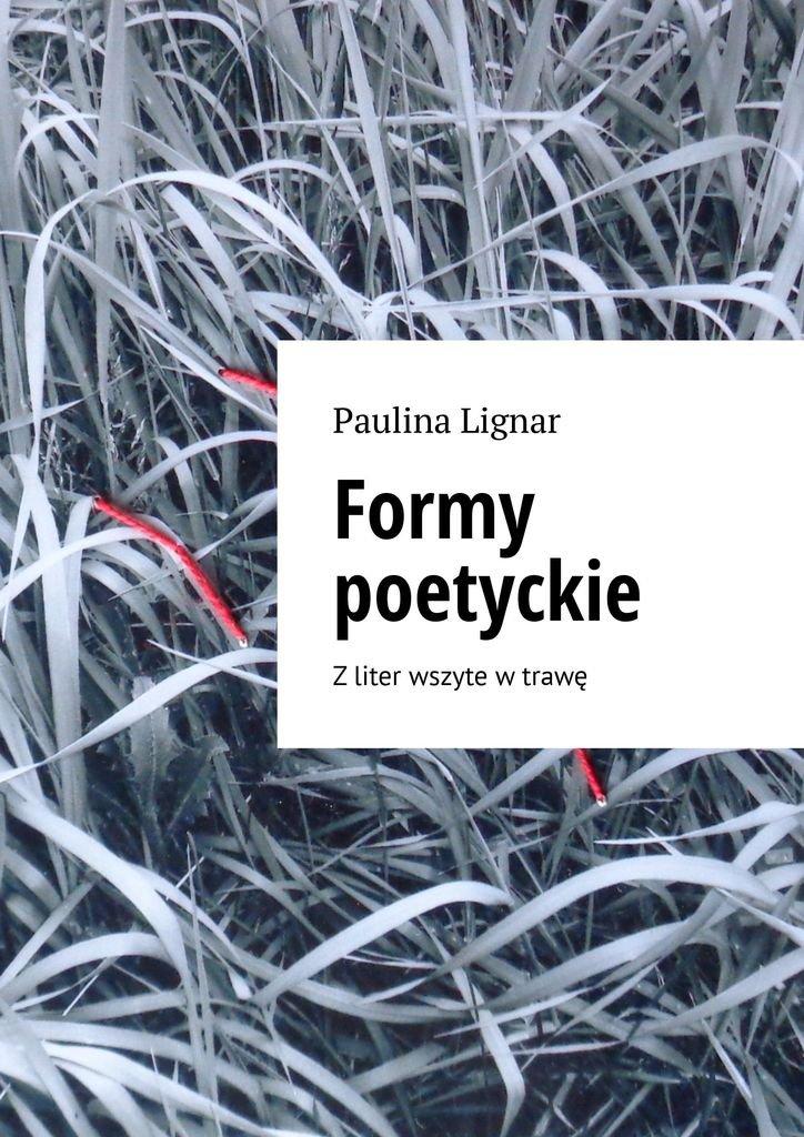 Formy poetyckie - Ebook (Książka EPUB) do pobrania w formacie EPUB