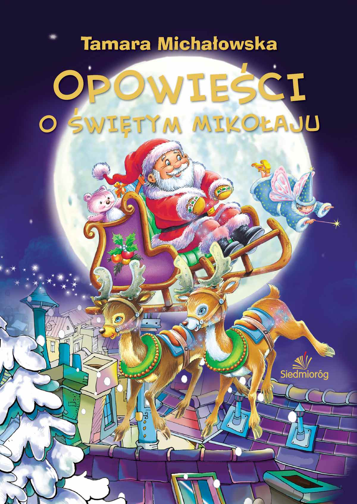 Opowieści o Świętym Mikołaju - Ebook (Książka EPUB) do pobrania w formacie EPUB