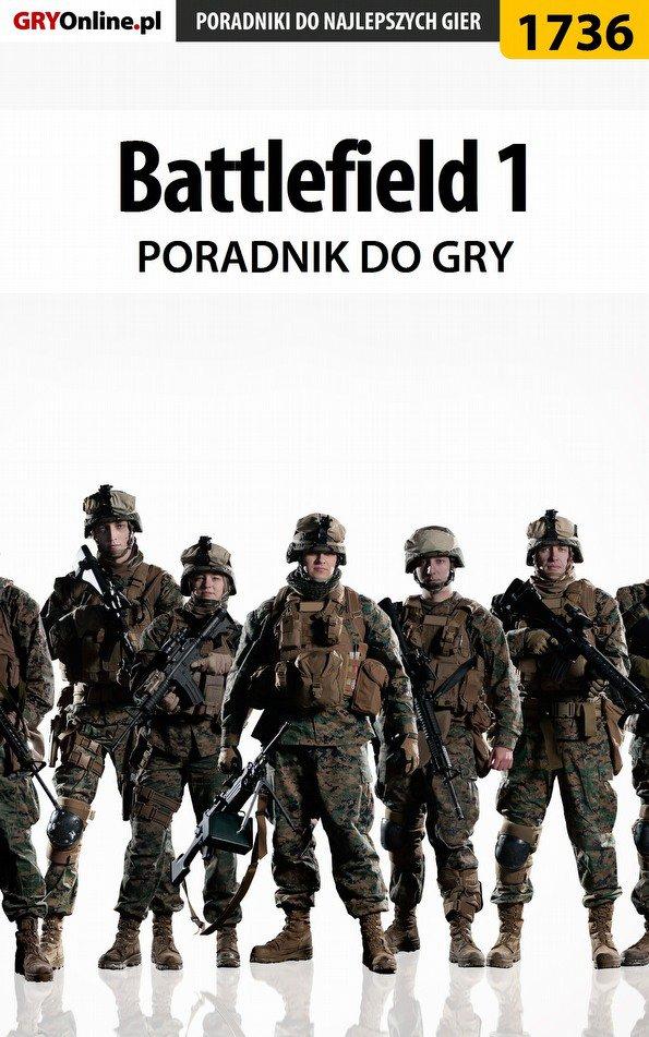 Battlefield 1 - poradnik do gry - Ebook (Książka PDF) do pobrania w formacie PDF