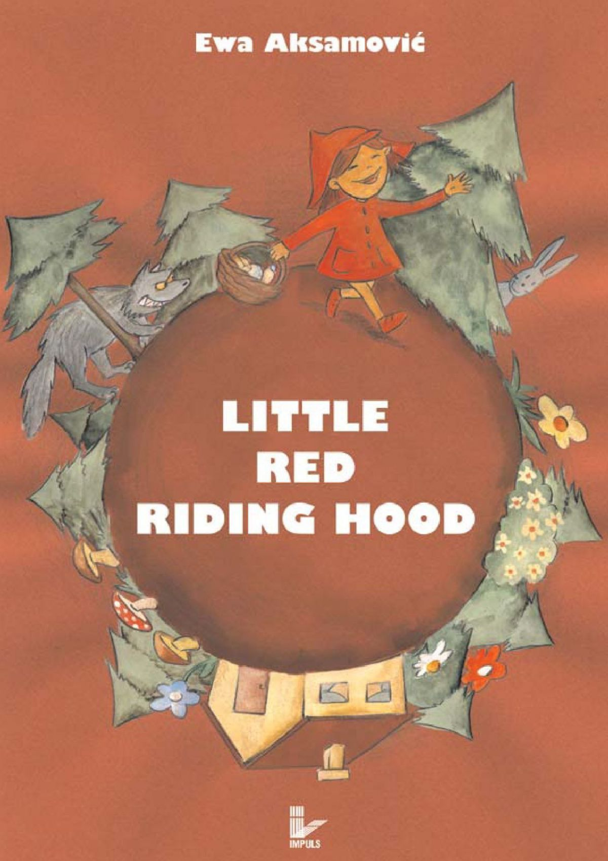 Little Red Riding Hood - Ebook (Książka PDF) do pobrania w formacie PDF