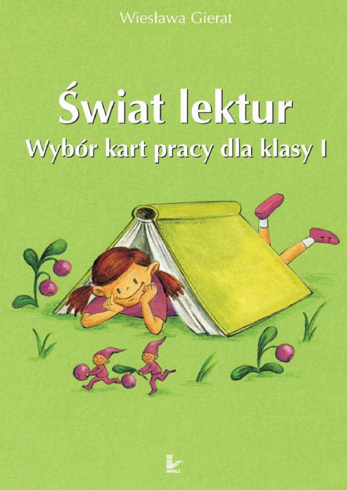 Świat lektur 1 - Ebook (Książka PDF) do pobrania w formacie PDF