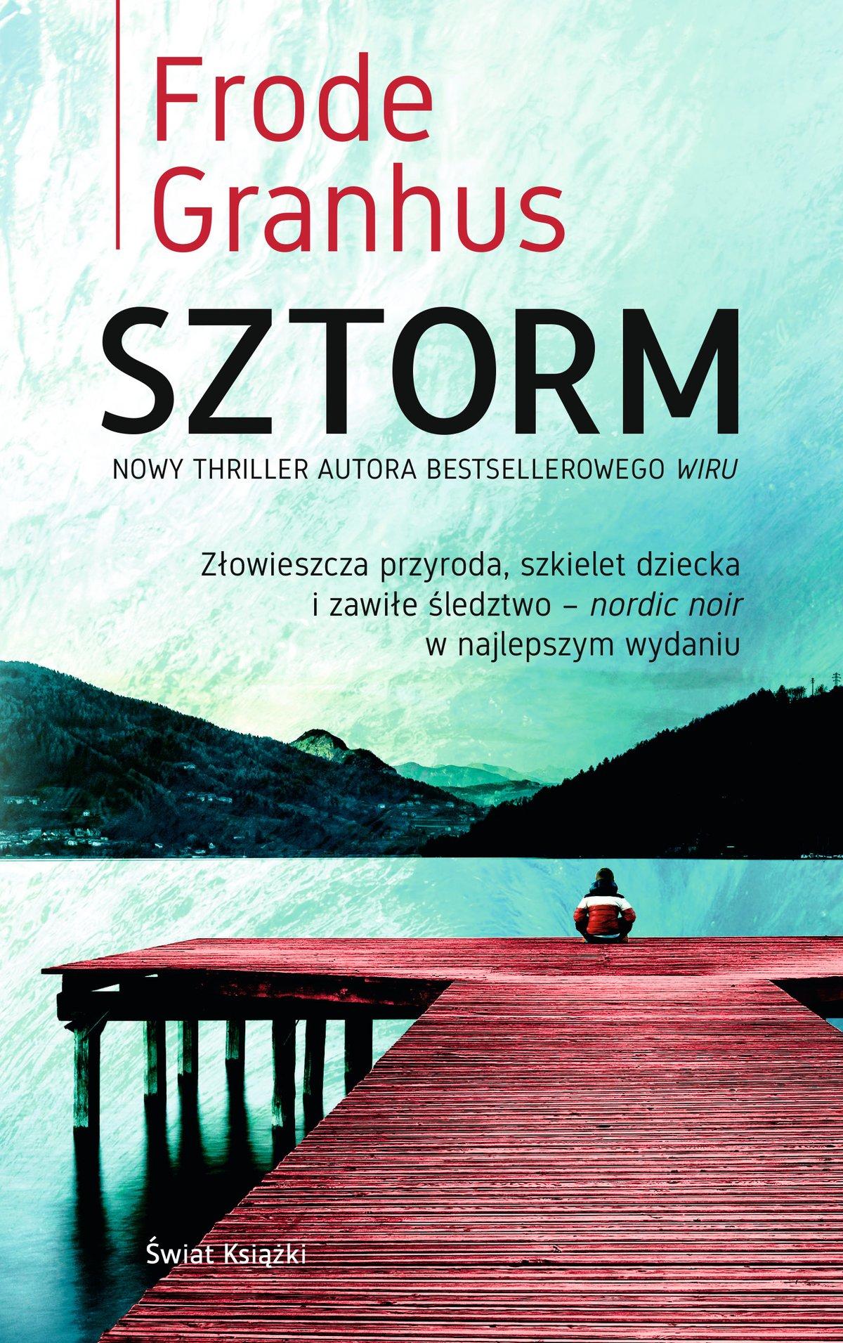 Sztorm - Ebook (Książka na Kindle) do pobrania w formacie MOBI