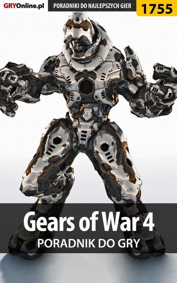 Gears of War 4 - poradnik do gry - Ebook (Książka EPUB) do pobrania w formacie EPUB