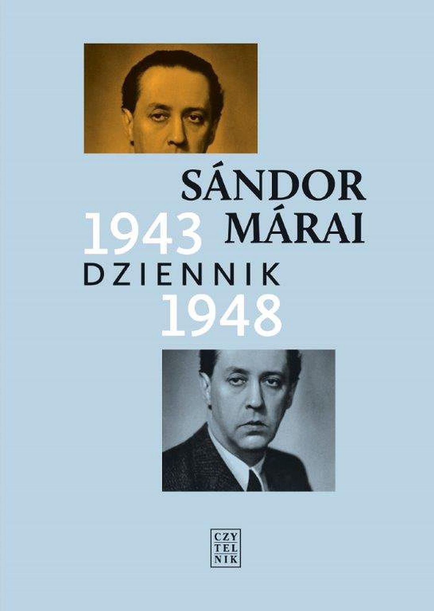 Dziennik 1943-1948 - Ebook (Książka EPUB) do pobrania w formacie EPUB