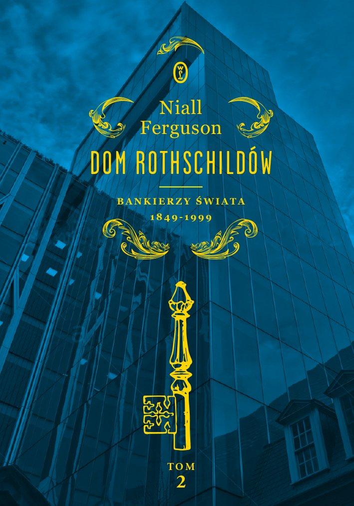 Dom Rothschildów Tom II - Ebook (Książka na Kindle) do pobrania w formacie MOBI