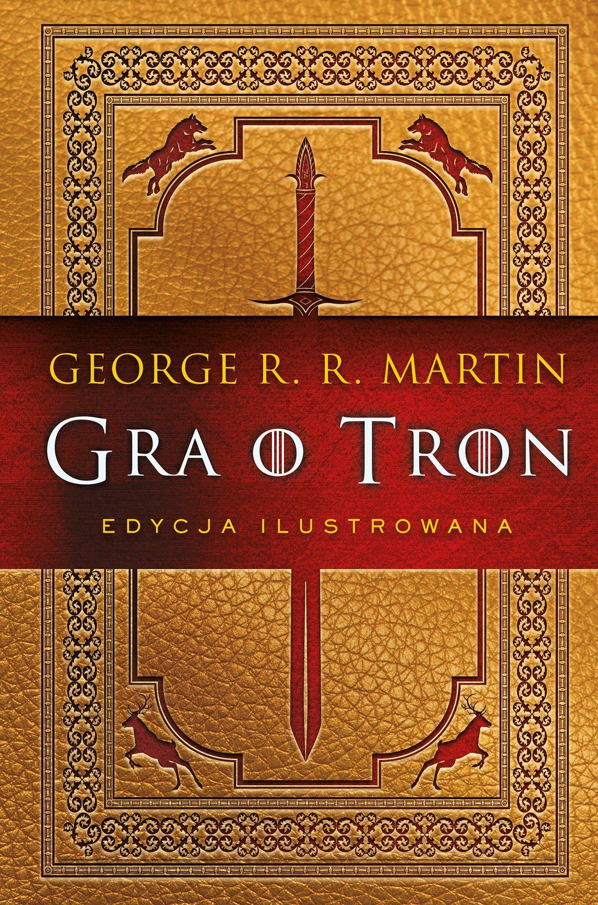 Gra o tron (edycja ilustrowana) - Ebook (Książka EPUB) do pobrania w formacie EPUB