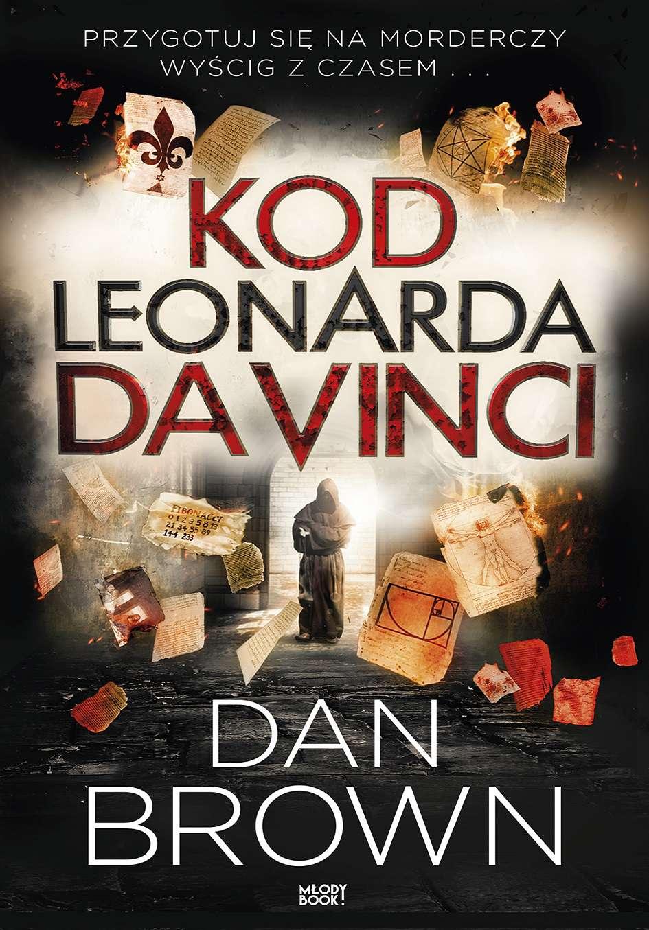 Kod Leonarda Da Vinci - Ebook (Książka na Kindle) do pobrania w formacie MOBI