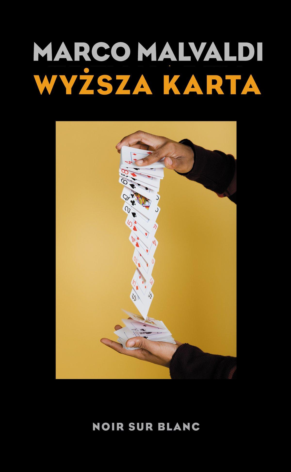 Wyższa karta - Ebook (Książka EPUB) do pobrania w formacie EPUB