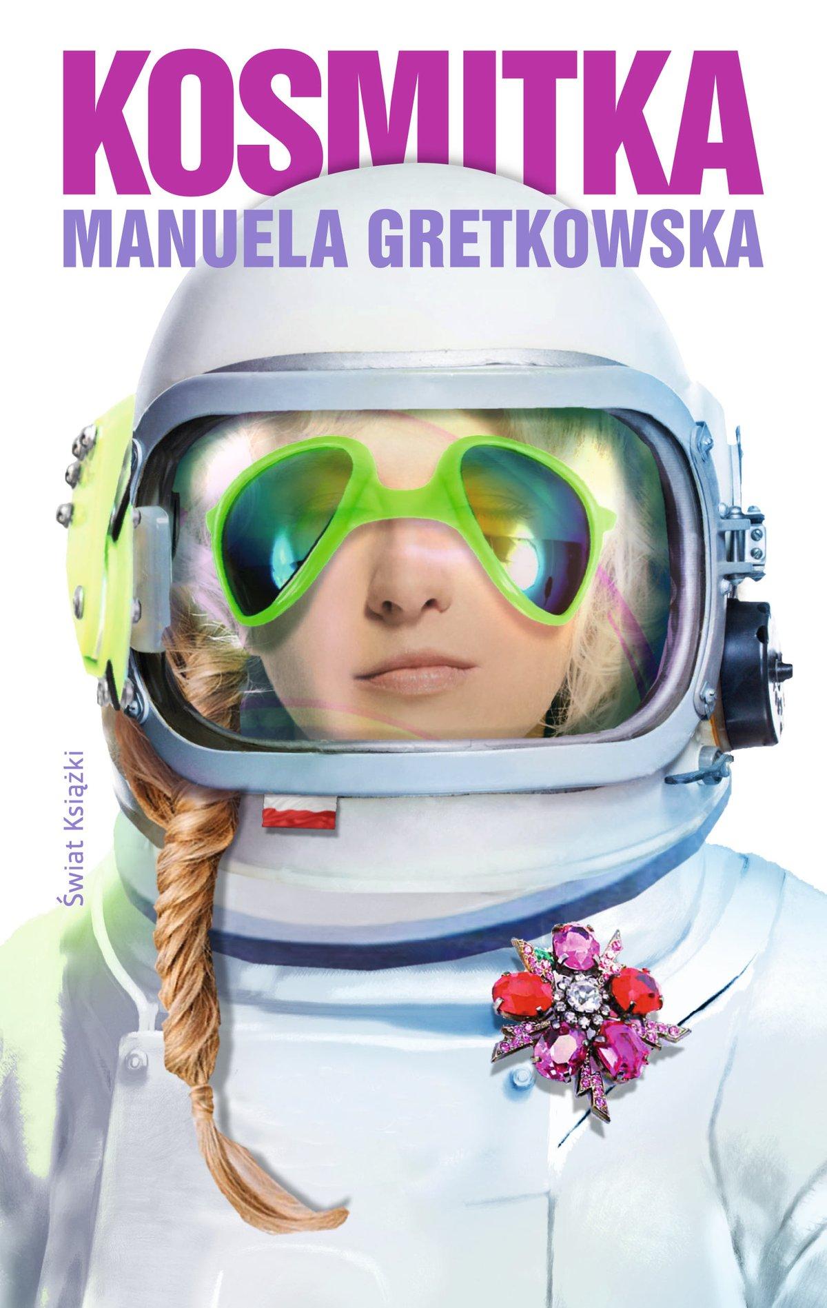 Kosmitka - Ebook (Książka na Kindle) do pobrania w formacie MOBI