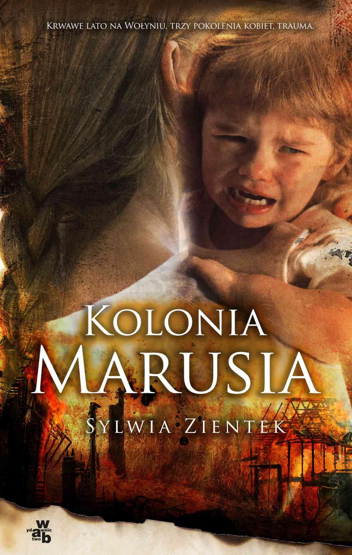 Kolonia Marusia - Ebook (Książka na Kindle) do pobrania w formacie MOBI