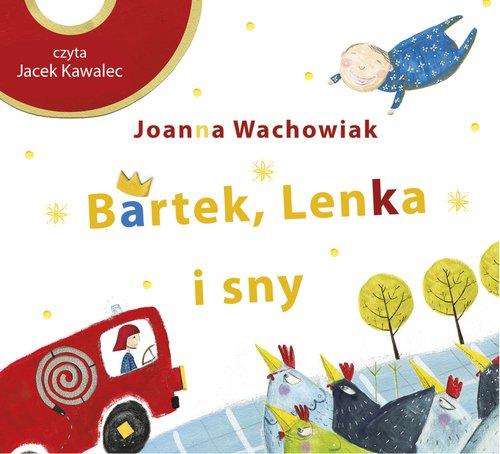 Bartek, Lenka i sny - Audiobook (Książka audio MP3) do pobrania w całości w archiwum ZIP