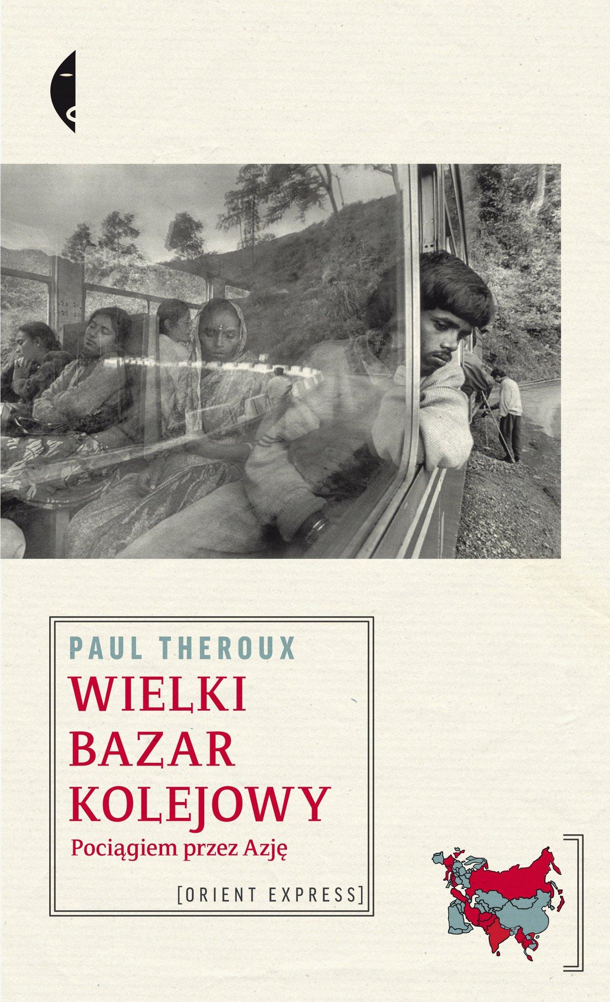 Wielki bazar kolejowy - Ebook (Książka na Kindle) do pobrania w formacie MOBI