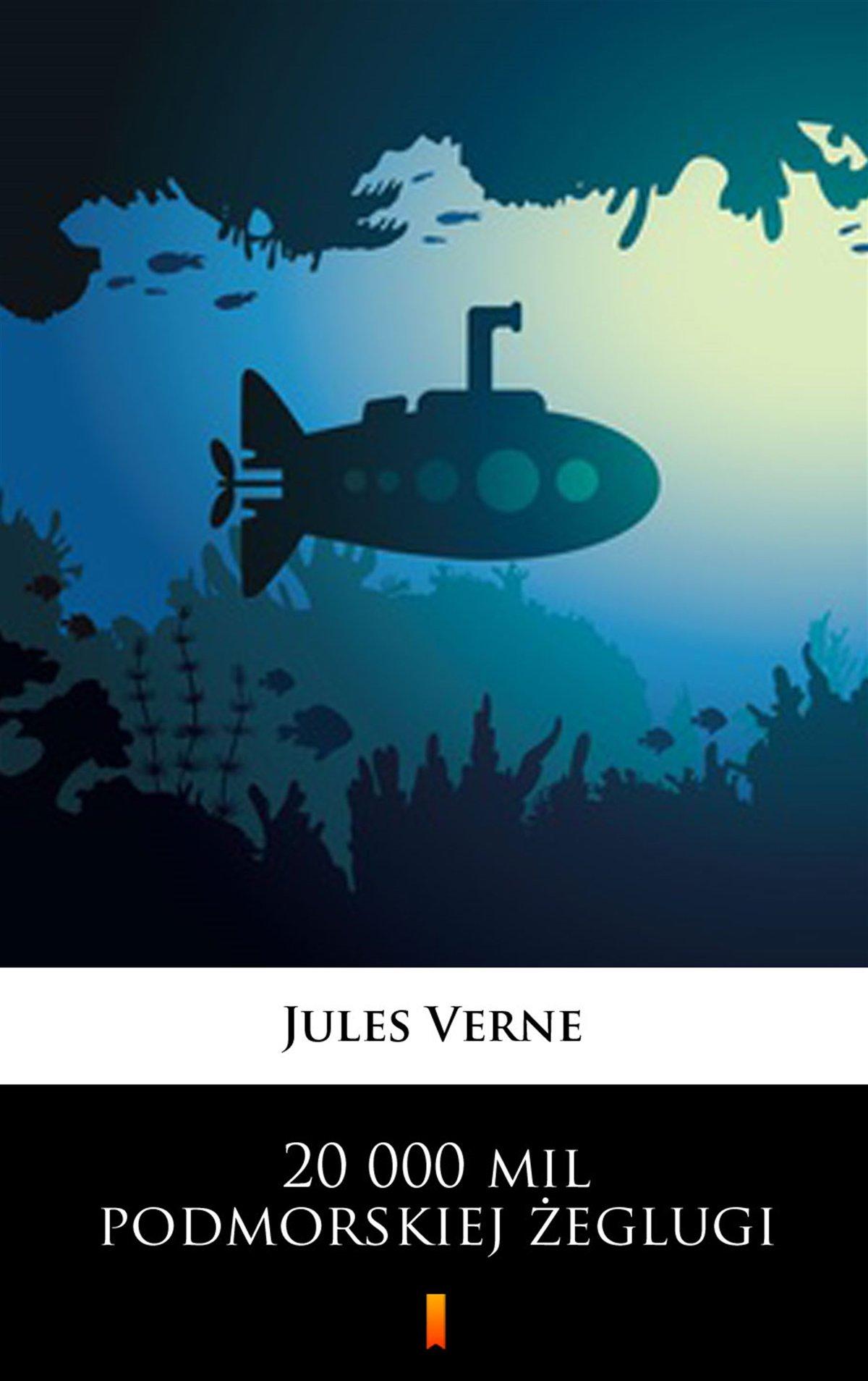 20 000 mil podmorskiej żeglugi - Ebook (Książka EPUB) do pobrania w formacie EPUB