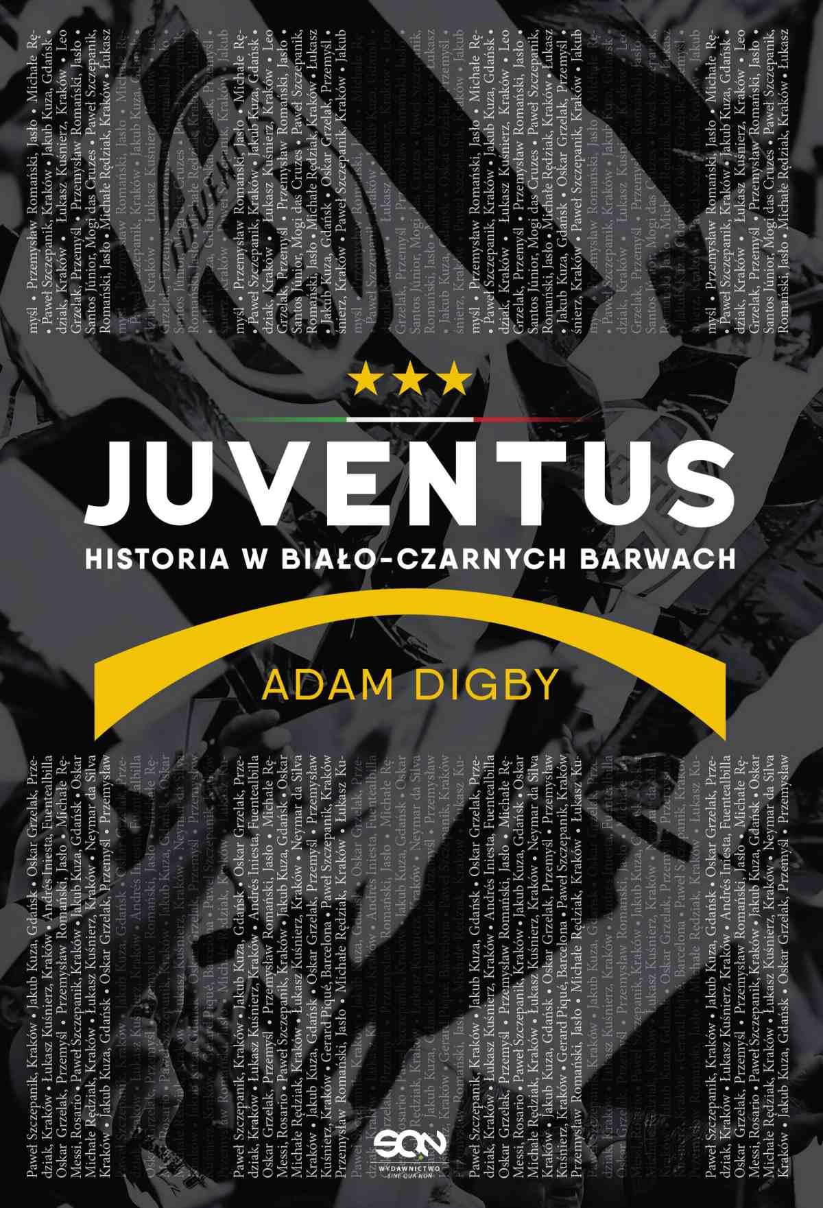Juventus. Historia w biało-czarnych barwach - Ebook (Książka EPUB) do pobrania w formacie EPUB