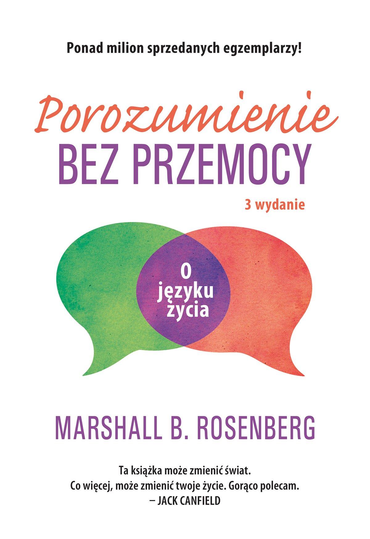 Porozumienie bez przemocy - Ebook (Książka na Kindle) do pobrania w formacie MOBI