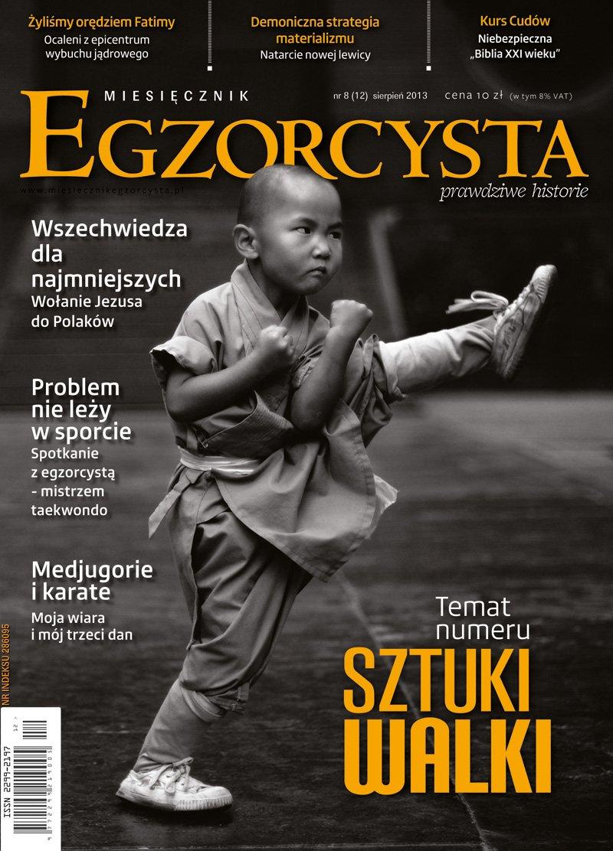 Miesięcznik Egzorcysta 12 - Ebook (Książka PDF) do pobrania w formacie PDF