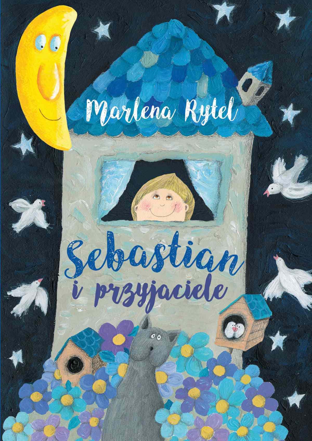 Sebastian i przyjaciele - Ebook (Książka na Kindle) do pobrania w formacie MOBI