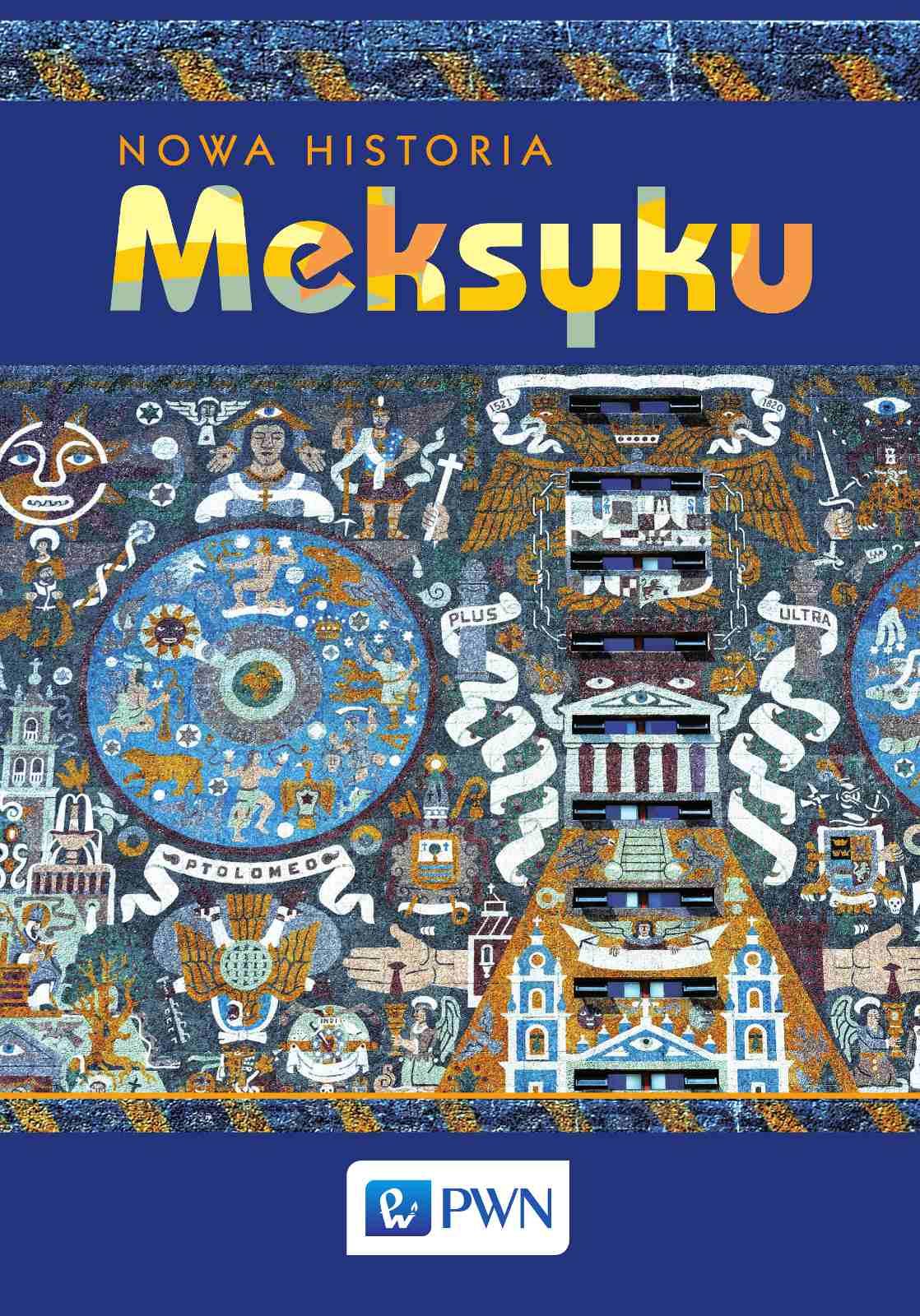 Nowa Historia Meksyku - Ebook (Książka na Kindle) do pobrania w formacie MOBI