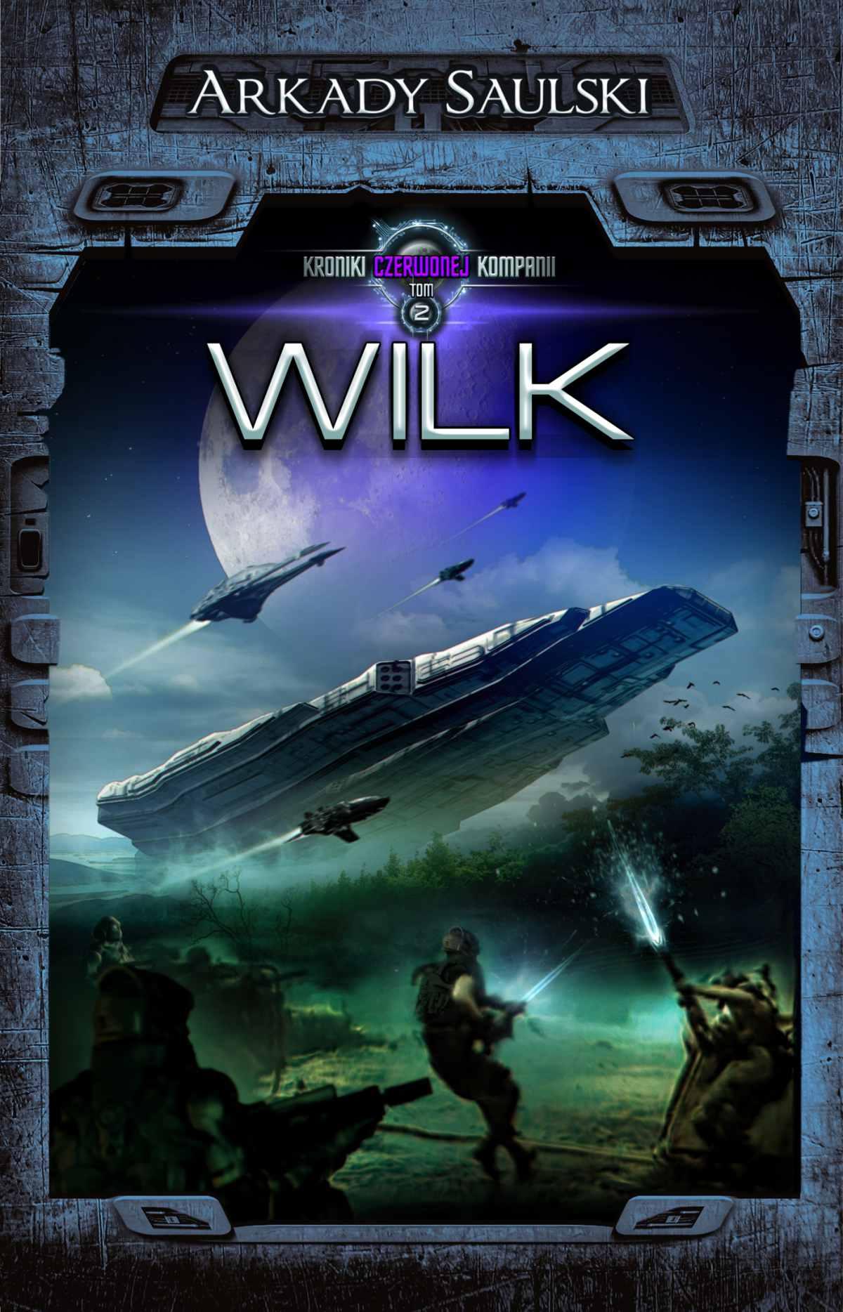 Kroniki Czerwonej Kompanii. Tom 2. Wilk - Ebook (Książka na Kindle) do pobrania w formacie MOBI