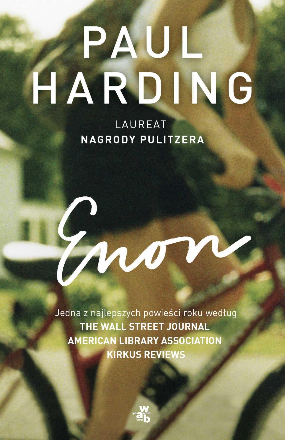 Enon - Ebook (Książka na Kindle) do pobrania w formacie MOBI