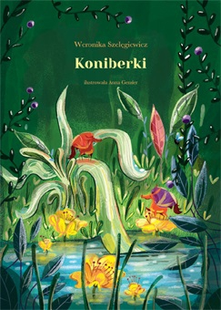 Koniberki - Ebook (Książka EPUB) do pobrania w formacie EPUB