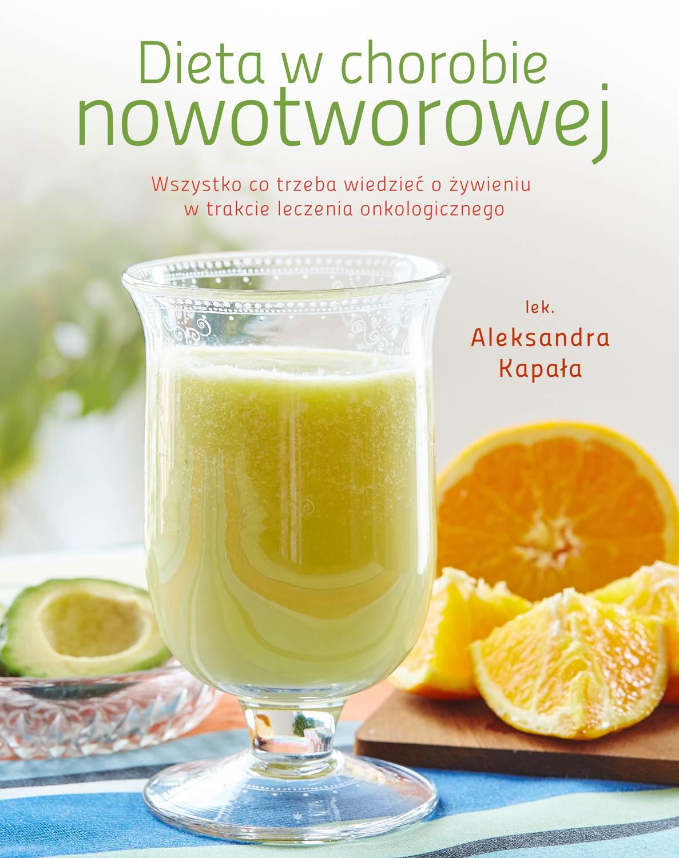 Dieta w chorobie nowotworowej - Ebook (Książka na Kindle) do pobrania w formacie MOBI