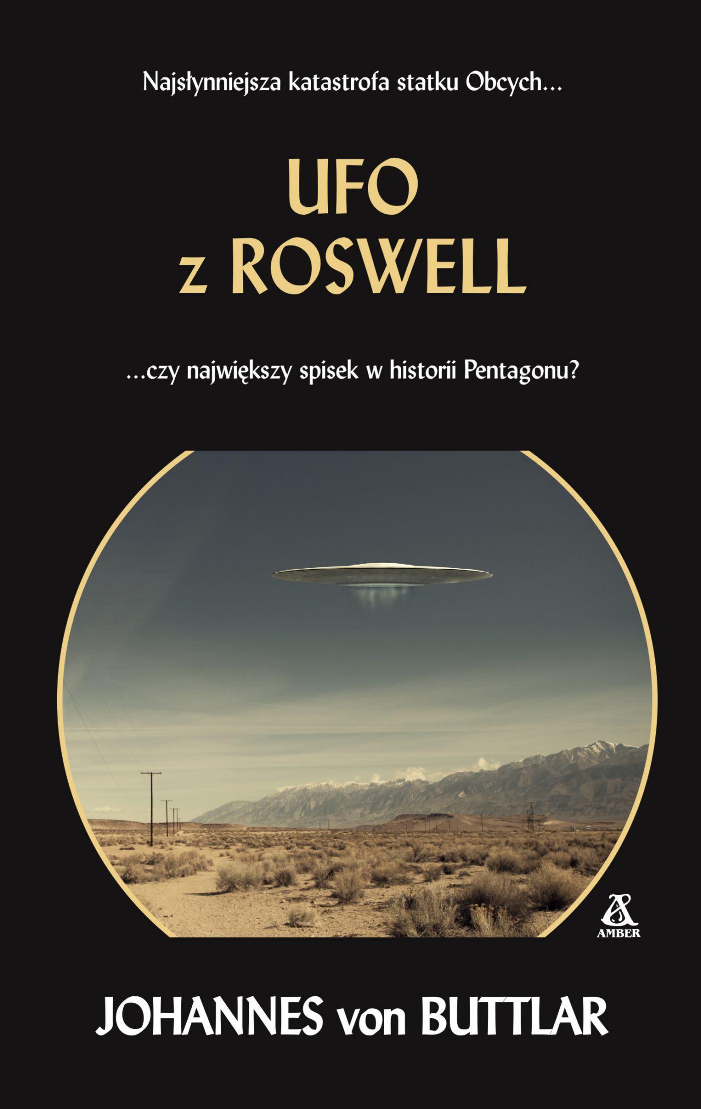 UFO z Roswell - Ebook (Książka EPUB) do pobrania w formacie EPUB