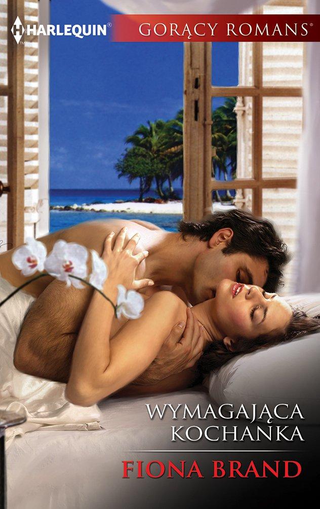 Wymagająca kochanka - Ebook (Książka na Kindle) do pobrania w formacie MOBI